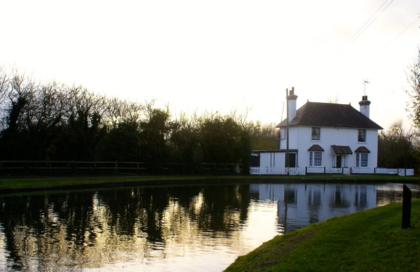 Lock Keepers House