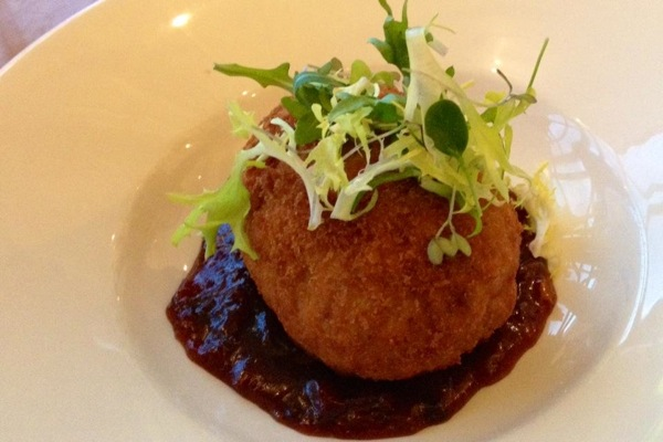 Posh Scotch Egg! :D