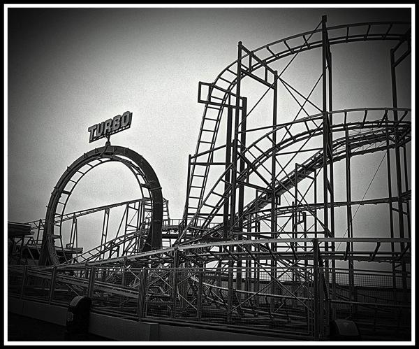 Brighton Roller Coaster
