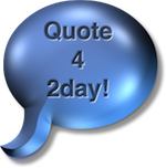 Quote 4 2day title logo Blog
