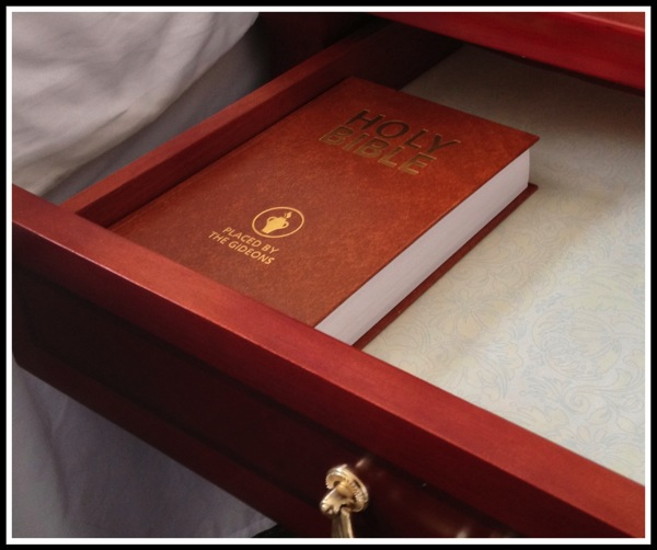 Gideons Bible