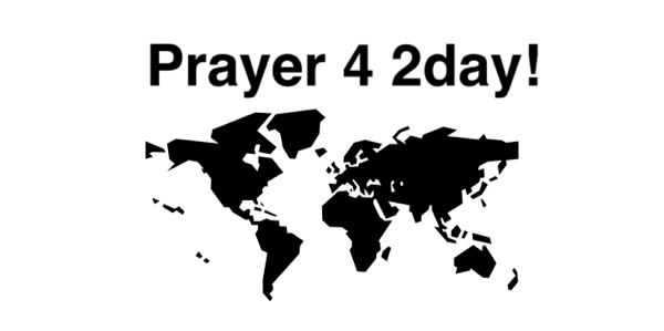 Prayer 4 World Logo