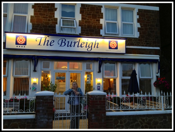 The Burleigh Guest House