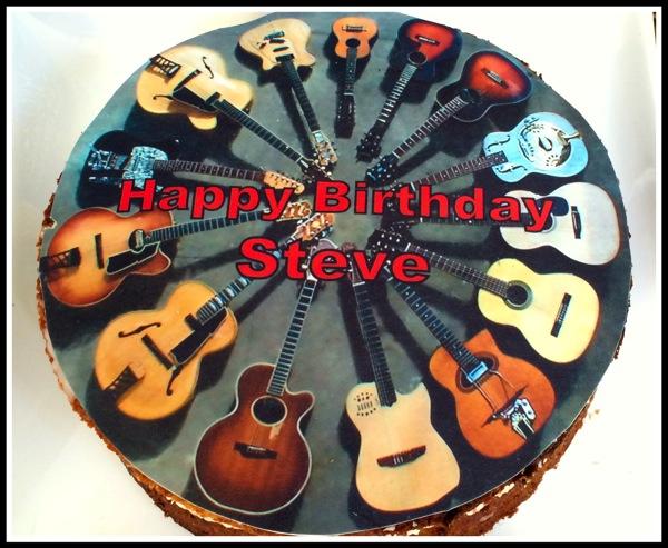 My Fantastic Birthday Cake