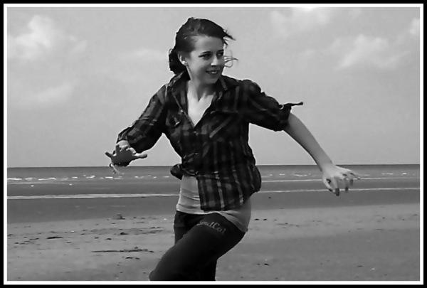 Tori on the move
