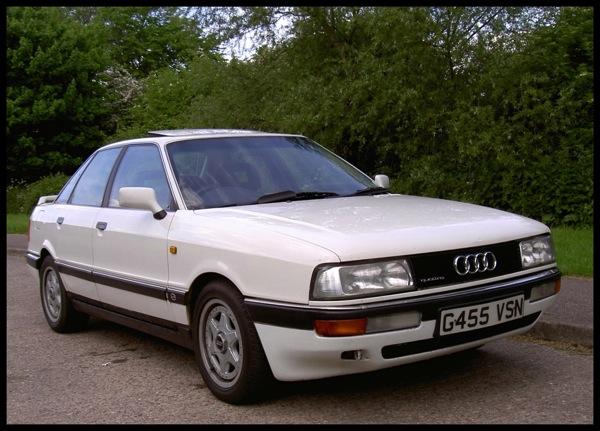 Audi 90 quattro sport 20v