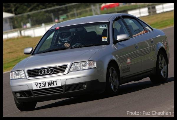 Audi A6 1 9TDi  265bhp
