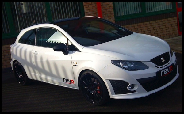 SEAT Ibiza 1 4TSi twin charged 275bhp