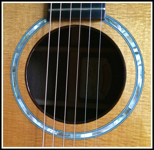 Taylor GAWS Sound Hole Rosette