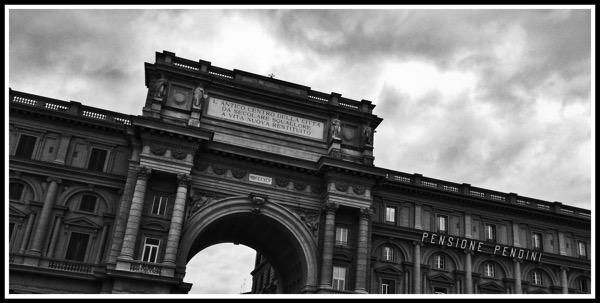 Firenze archway