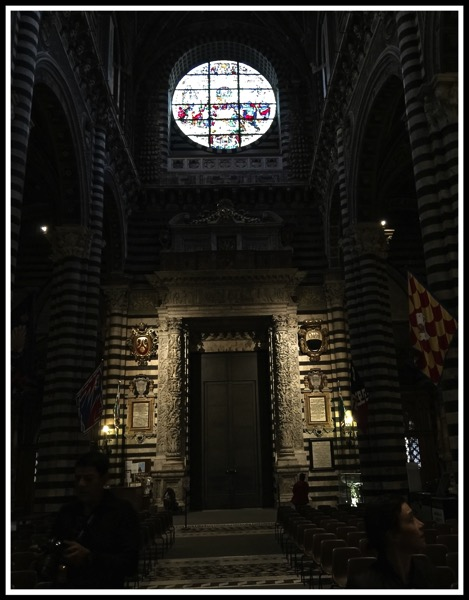Inside Siena Cathedral 2