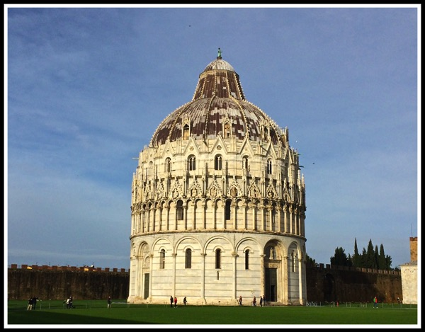 Pisa Baptistry 2