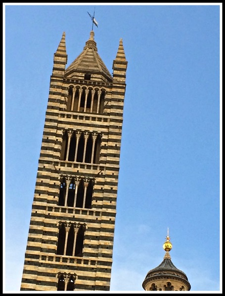 Siena Cathedral Bell Tower
