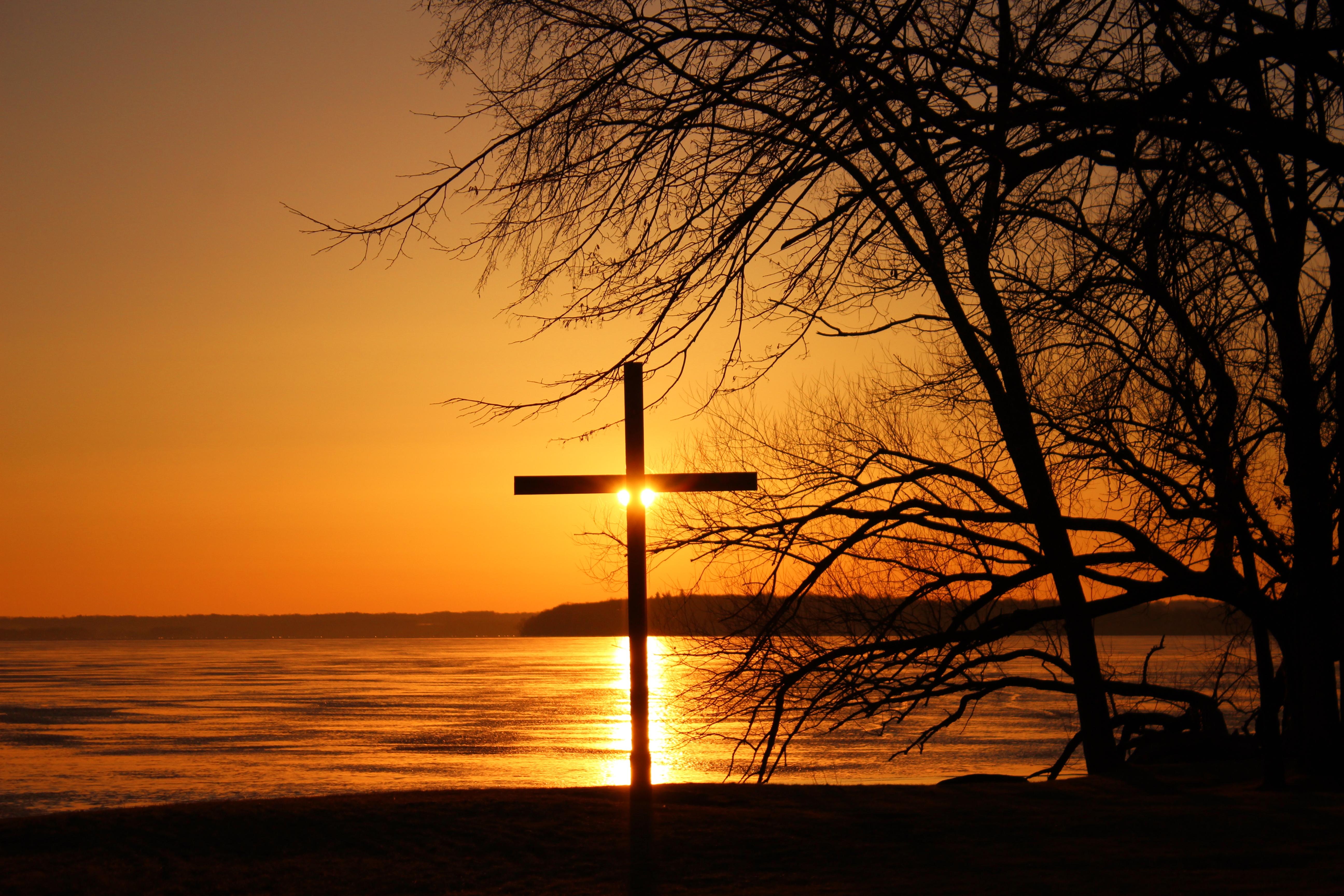 The Empty Cross is Full