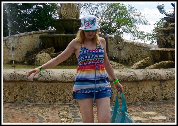 Sarah fountain 2