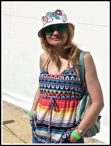 Sarah s Caribbean Outfit