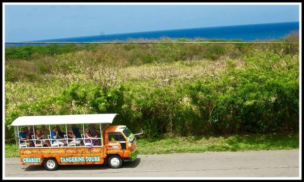 St Kitts Bus