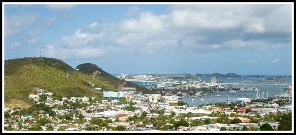 St Maarten Bay