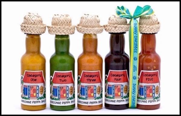 Sunny Caribbee Hot Spices
