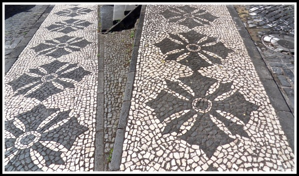 Horta designed pavements
