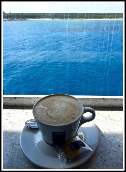 Coffee Port Latte