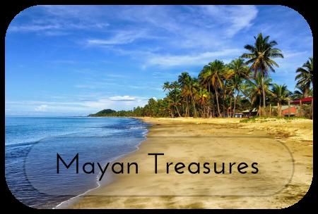 Mayan Treasures Logo