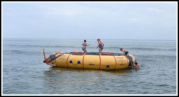 Sea Trampoline