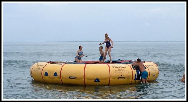 Sea Trampoline 2