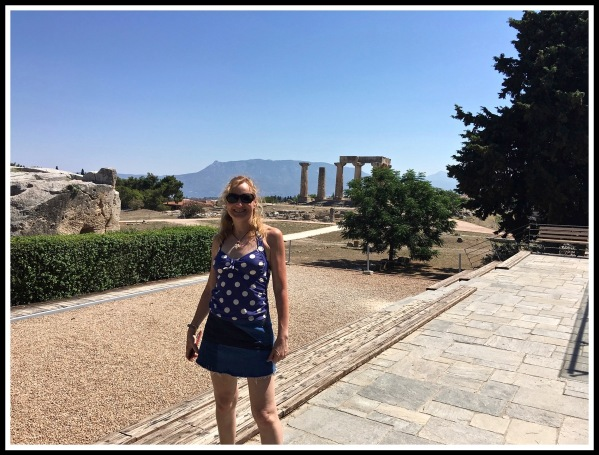 Sarah and the Temple of Apollo