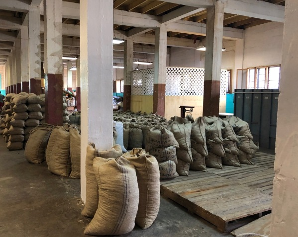 Inside nutmeg factory 2