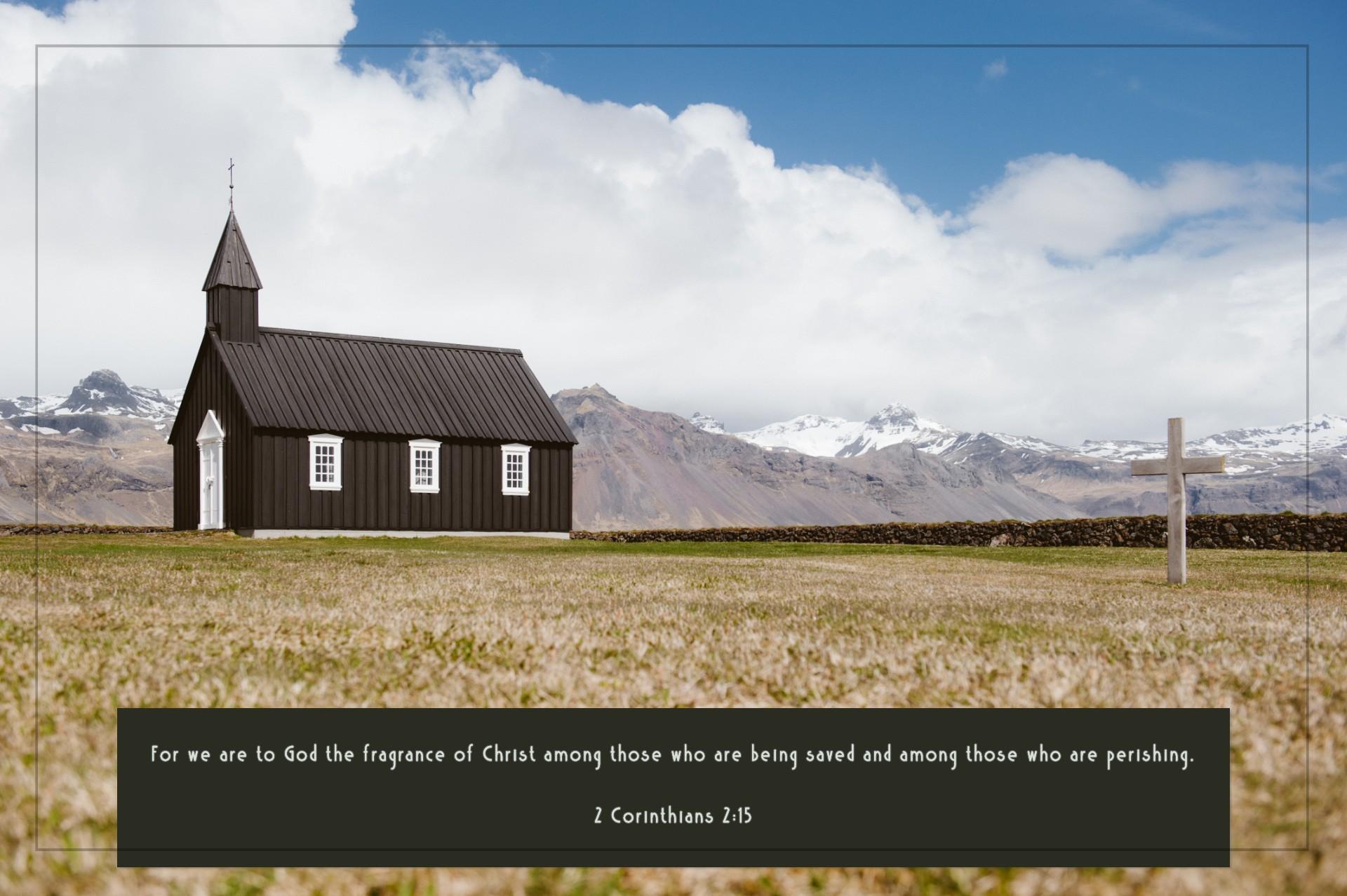 2 Corin 2;15