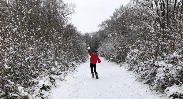 1 Sarah snowball