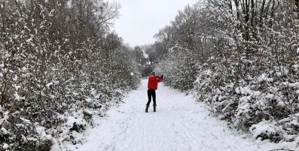 2 Sarah snowball
