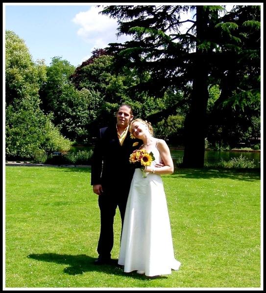 1 sarah i wedding day